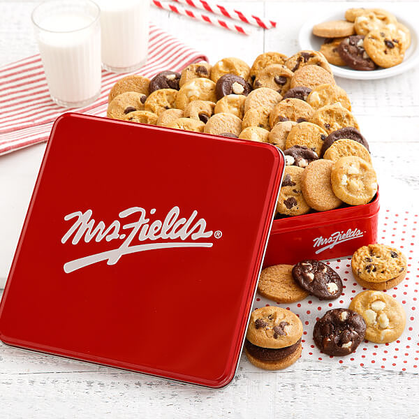 mrs fields cookie tin mrs fields cookie tin cookie tins
