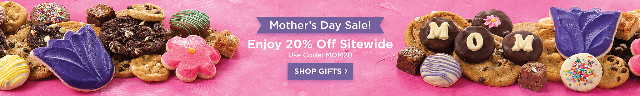 Mother's Day Sale! Enjoy 20% Off Sitewide with code: MOM20. Shop Gifts for Mom