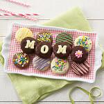 MOM Belgian Chocolate Nibblers Cookies