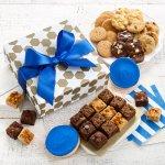 Hanukkah gift box holiday