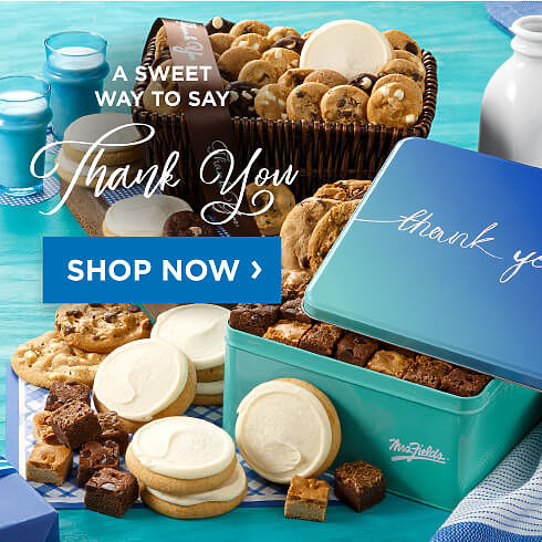A Sweet Way To Say Thank You. Shop Thank You Gifts