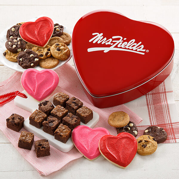 Hearts Desire Medley Tin