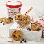Edible Cookie Dough Chocolate Chip 4 Pack