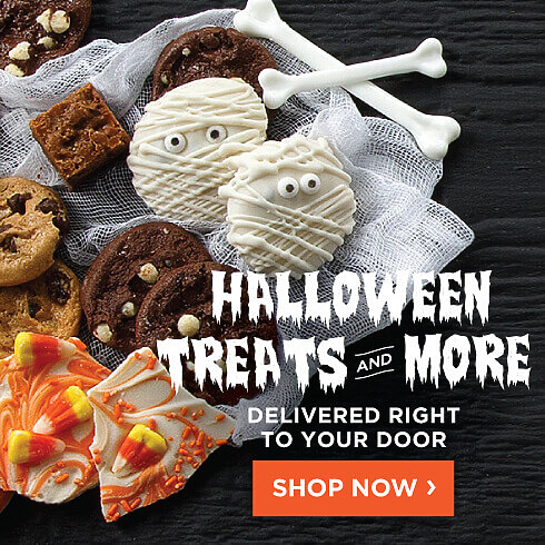 Halloween Treats And More Delivered Right To Your Door. Shop Now.
