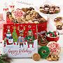 Happy Holidays Large Combo Tin