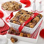 Nibblers and Brownie Bites Basket