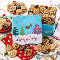 Happy Holidays 90 Nibblers