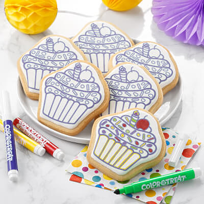 6 Cookie Birthday Bouquet