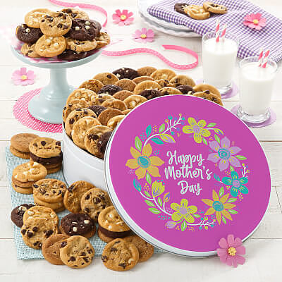 Happy Mother's Day 90 Nibbler Tin