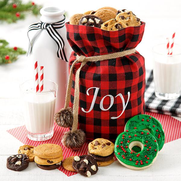 christmas xmas box gift holiday bundle cookies cookie holiday gifts