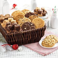 Full Dozen Cookies  Brownie Bites