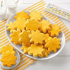 2 Dozen Sunshine Cookies