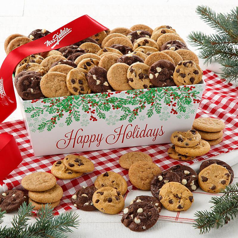 Mistletoe Holiday Crate Nut-Free