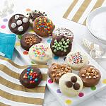 Ultimate Belgian Chocolate-Covered Nibblers Cookies