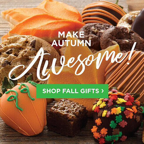 Make Autumn Awesome! Shop Fall Gifts Now.