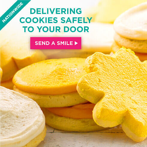 Delivering Cookies Nationwide - Send a Smile