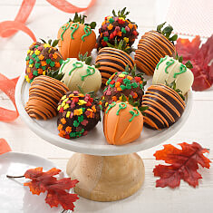 Dozen Fall Chocolate Berries