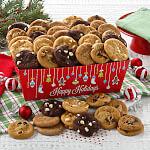 Happy Holidays Nibbler Crate