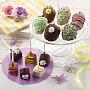 Spring Belgian Chocolate Berries & Mini Cheesecake Pop