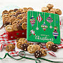 Merry Christmas 60 Nibblers Tin