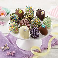 Dozen Spring Chocolate Berries