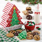 Peace Love  Cookies Tree Gift Box