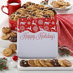 Reindeer Holidays 60 Nibblers