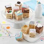 Congrats Rice Krispie Mini Gift Box
