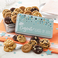 Congrats Class of 2021 Nibblers Tin