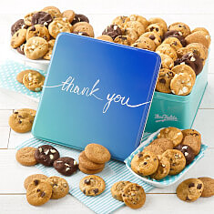Give Thanks 90 Nibblers Tin