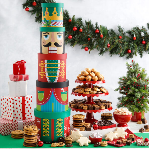 The Nutcracker Sweet Tower