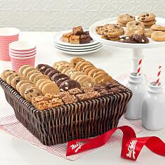 72 Nibblers 36 Brownie Bites Basket