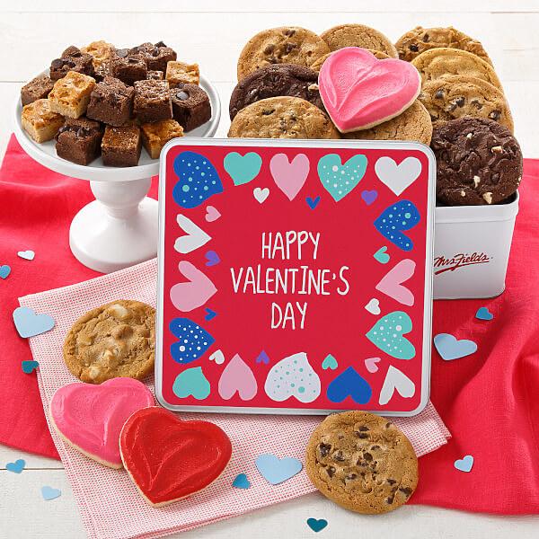 Valentines Day Medley Tin