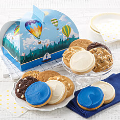 Up Up and Away Cookie Carrier