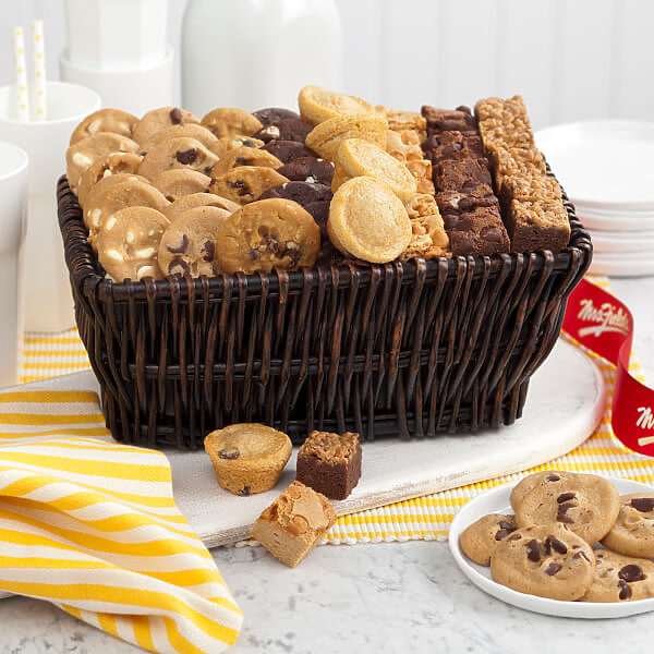 Bite-Size Bounty Basket