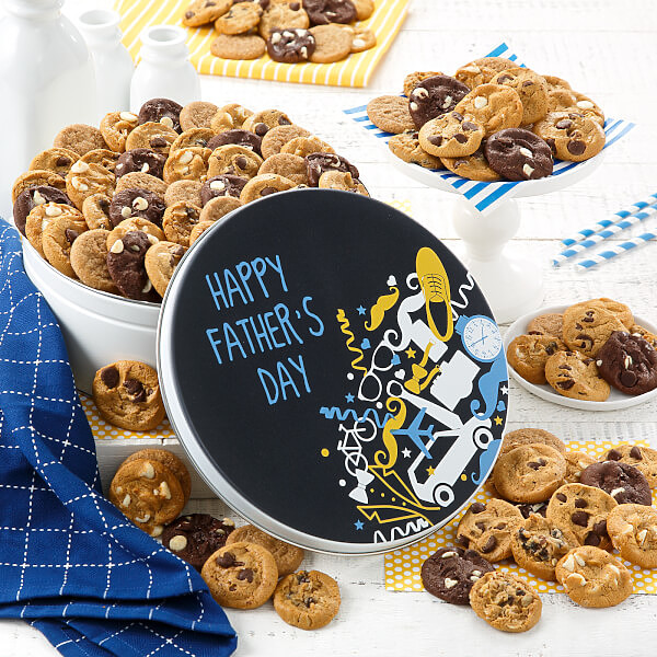 90 Nibbler Fathers Day Tin