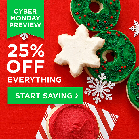 Cyber Monday Preview. Sale Of The Season. Start Saving. Enjoy 25% Sitewide with code Cyber Holiday Gifts and Baskets