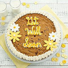 Cool Giant Cookie Cakes Gourmet Cookie Cakes Delivered Mrs Fields Funny Birthday Cards Online Sheoxdamsfinfo